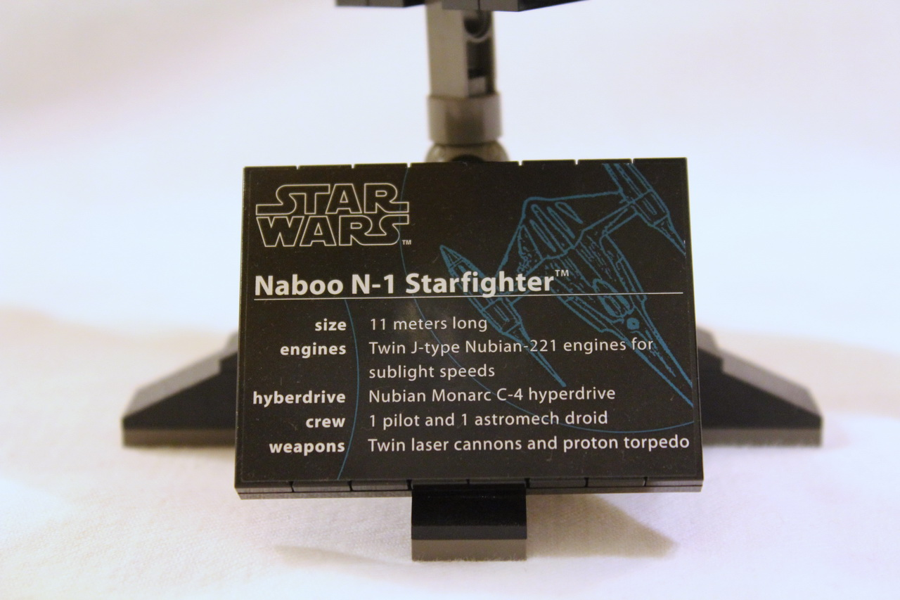 10026 Special Edition Naboo Starfighter-05