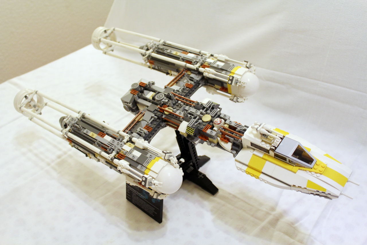 10134 UCS Y-Wing Attack Starfighter-06