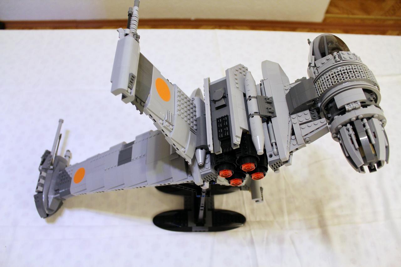10227 UCS B-Wing-12