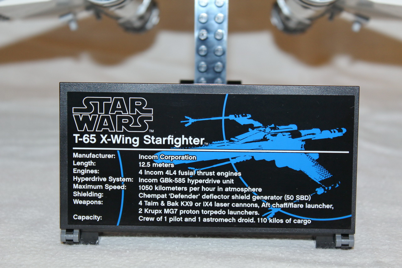 10240 UCS Red Five X-wing Starfighter-01