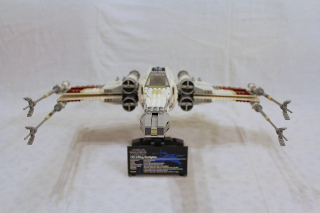 10240 UCS Red Five X-wing Starfighter-07