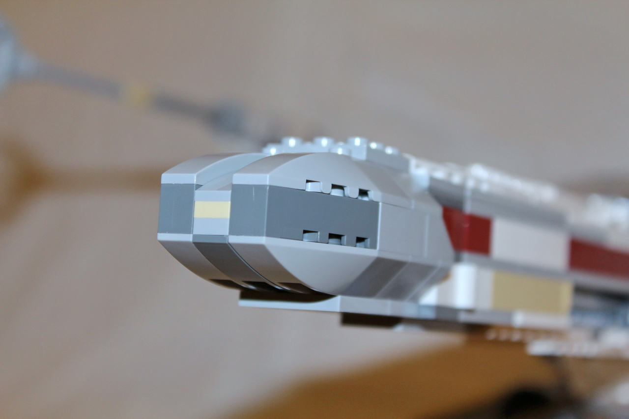 10240 UCS Red Five X-wing Starfighter-11