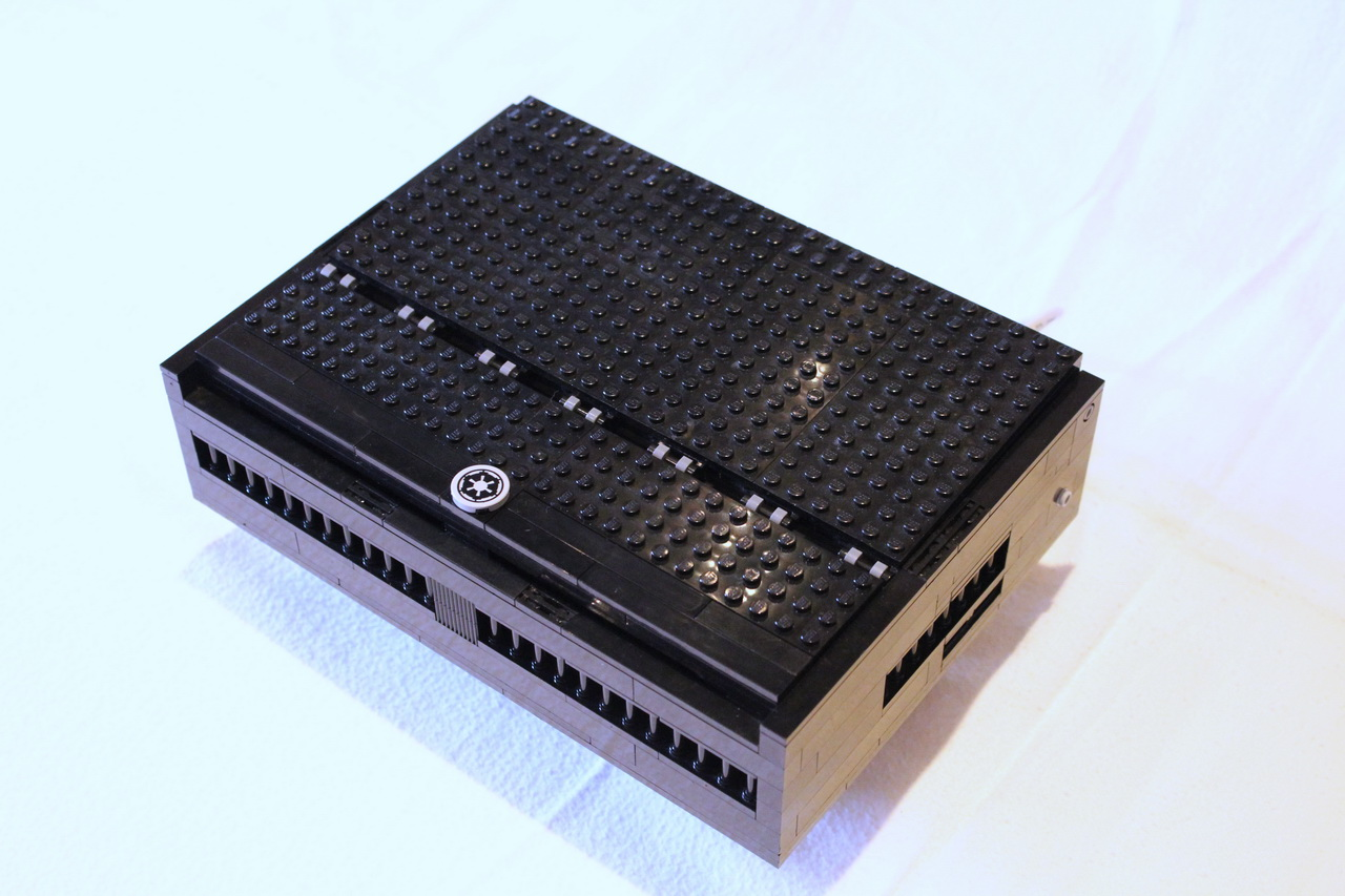 RASPBERRY-WD TV HD Live-LEGO-DOCK-17