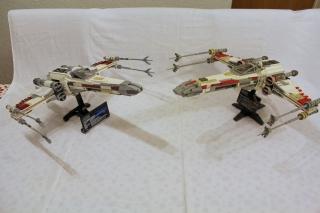X-Wing 7191 vs. X-Wing 10240-03